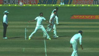 India vs Australia 1st Test 2017: David Warner survives as Jayant Yadav bowls a no-ball. Watch video here