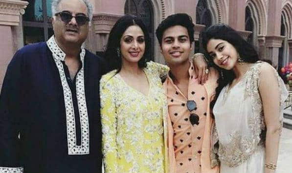 Jhanvi Kapoor's boyfriend is OFFICIALLY a part of her family? View pics