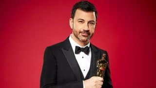 Oscars 2017: Jimmy Kimmel opens 89th Academy Awards by burying hatchet with Matt Damon
