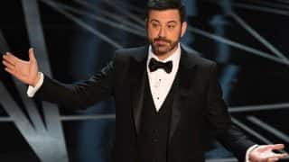 Jimmy Kimmel trolling US President Donald Trump was the funniest part of Oscars 2017