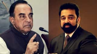 Kamal Hassan hits back at Subramanian Swamy for calling him 'Boneless'