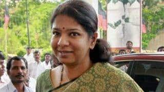 I-T Raids at DMK Candidate Kanimozhi's Residence in Thoothukudi; Stalin Attacks PM Modi