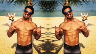 Happy birthday Karan Singh Grover: Here's the secret to Karan Singh Grover's six-pack abs