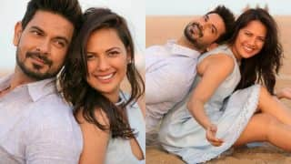 Keith Sequeira - Rochelle Rao Celebrate One Month Wedding Anniversary And Look Back At How Marriage Has Changed Them