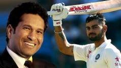 ICC पुरस्कार जीतने पर विराट कोहली की सचिन तेंदुलकर ने जमकर तारीफ की