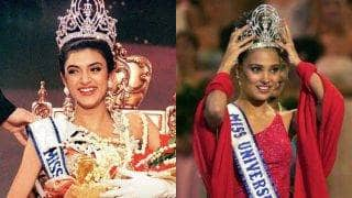 Sushmita Sen and Lara Dutta's sweet Twitter chat on winning Miss Universe will make your day!