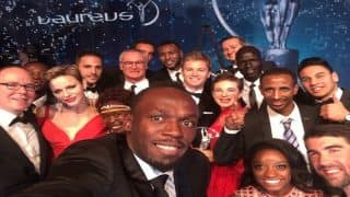 Usain Bolt, Simone Biles emerge as the top sportspersons at Laureus World Sports Awards, check complete list of winners here