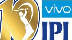Indian Premier League's 10th edition logo unveiled