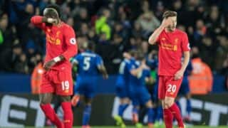 Leicester City outclass Liverpool in first match post-Ranieri