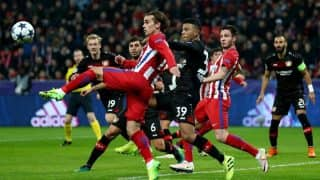 Champions League: Atletico Madrid face uphill task against Real Madrid in second leg