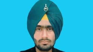 Martyr Mandeep Singh's family in Delhi to meet PM Modi; claims to have not received compensation as promised