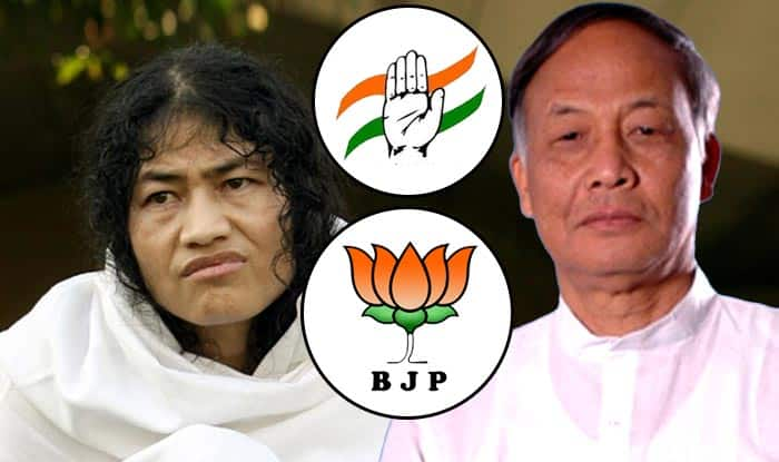 Brisk voting in UP, Manipur registers 10% till 8AM