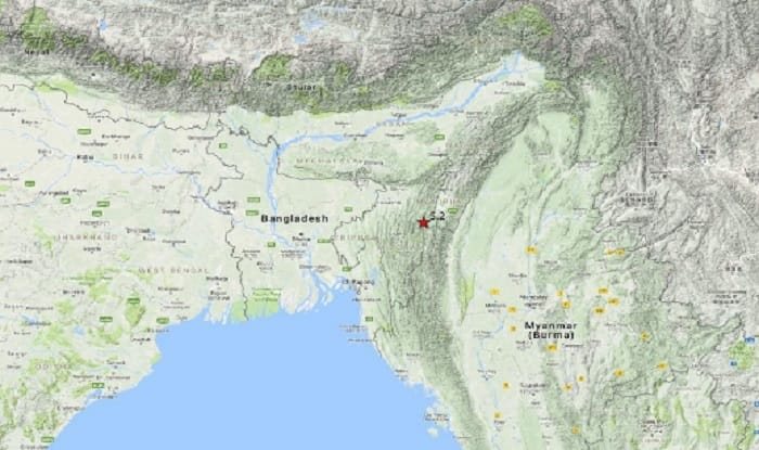 5.2 magnitude tremors felt in parts of Chandrachur district