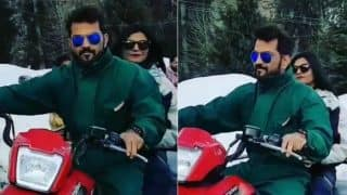Bigg Boss 10 contestant Manu Punjabi holidays with girlfriend Priya Saini in Manali!