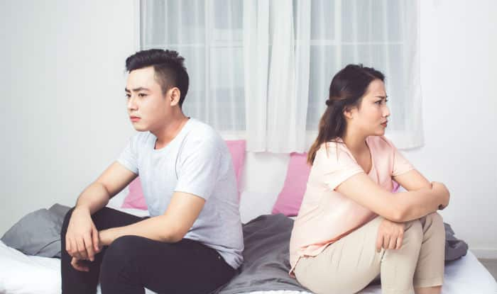 Here are the 5 signs that will tell you if your marriage is in trouble!