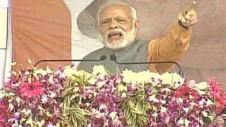 LIVE Updates- Narendra Modi rally in Aligarh: BHIM app launched in honour of Babasaheb Ambedkar says the Prime Minister