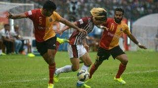 East Bengal vs Mohun Bagan, I-League 2017: Both teams fail to score as Kolkata Derby ends in a tie