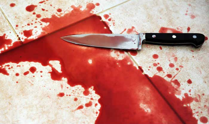 Man murders wife, child in front of two other children in Delhi