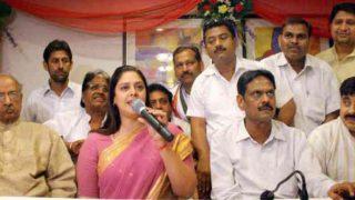 बीएमसी चुनाव 2017: कांग्रेस के लिए प्रचार कर रही है अभिनेत्री नगमा