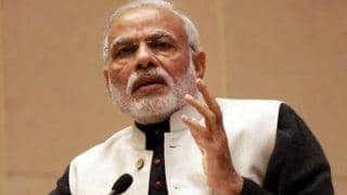 Narendra Modi hits out at Congress, says party completely sidelined by people in Maharashtra