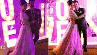 Neil Nitin Mukesh and Rukmini Sahay wedding: Cocktail party pictures and videos of the couple are a must watch!