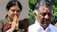 Sasikala Natarajan to surrender today; Will AIADMK MLAs side with O Panneerselvam once Chinnamma is arrested?