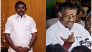 O Panneerselvam lost to E Palanisamy, but this is a good sign for our democracy
