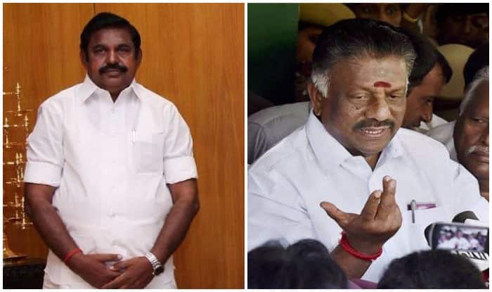 Image result for OPS set to take on govt., merger unlikely, With former Chief Minister O