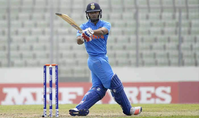 Rishabh Pant hits fastest T20 century by an Indian.