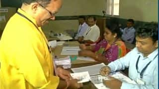 Laxmikant Parsekar casts his vote for Goa Assembly elections 2017, says BJP will win with comfortable majority