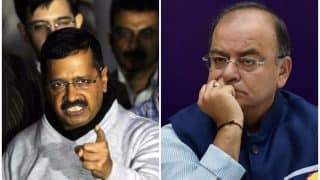 Delhi HC issues notice to Arvind Kejriwal over Arun Jaitley's Rs 10 crore defamation suit