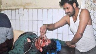 पहले पैर छुए फिर छात्र नेता को मारी 4 गोलियां, सीसीटीवी में कैद हुई वारदात