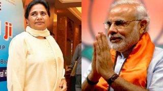 मायावती: विपक्ष में बैठ जाएंगे लेकिन नहीं बनाएंगे बीजेपी के साथ सरकार