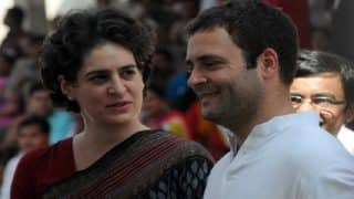 Rahul, Priyanka And Scindia to Address Joint Rallies in Fatehpur Sikri, Aligarh And Nagina Today