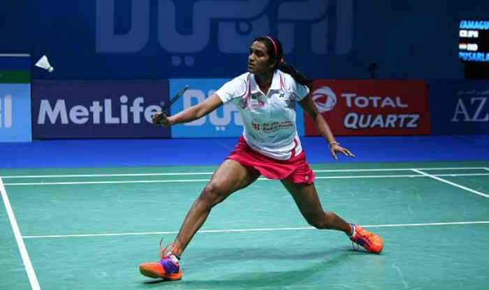 PV Sindhu stuns Carolina Marin in straight games to win India Open