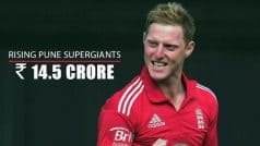 Ben Stokes gets Rs 14.5 crore from Rising Pune Supergiants in VIVO IPL 2017 Auction, all you need to know about England player!