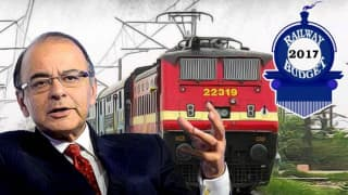 Rail Budget 2017-18 LIVE News Updates: Service tax removed for IRCTC tickets, cashless railway reservations rise to 68 per cent