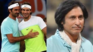 Former Pakistani Cricketer Ramiz Raja trolled by Indians for sulking about Federer-Nadal Australian Open 2017 match