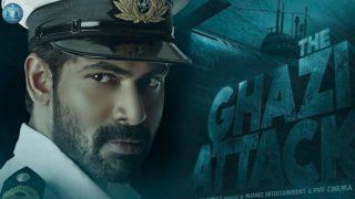 The Ghazi Attack: Rana Daggubati and makers demand tax-free declaration for the film!