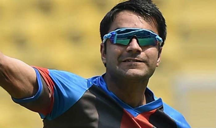 अफगानी गेंदबाज राशिद खान ने पहला आईपीएल विकेट लेकर रचा इतिहास (icc)