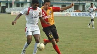 I-League: Robin Singh's brace helps East Bengal thrash Bengaluru FC 3-1