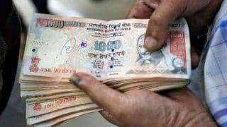 Rs 1,000 Notes Won't be Re-introduced, Clarifies Government
