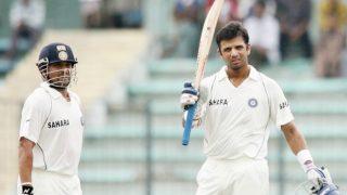 Rahul Dravid was next only to Sachin Tendulkar, says VVS Laxman