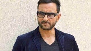 Rangoon star Saif Ali Khan turns into a CANCER patient in his upcoming black-comedy!