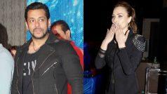 OMG! Salman Khan's best friend pushed a guy to dance with his ladylove Iulia Vantur (Watch Video)