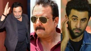 Do you know Sanjay Dutt once wanted to bash Ranbir Kapoor's father, Rishi Kapoor?
