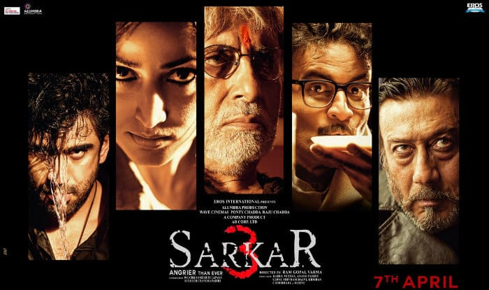 Don't think CBFC chief will be angry with 'Sarkar 3': RGV