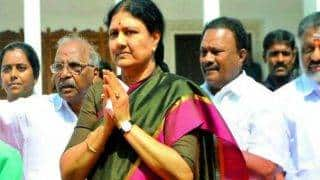 VK Sasikala To Be Released From Bengaluru Jail On January 27, Pays Rs 10 Crore Fine