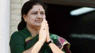 Sasikala Natarjan to resign as AIADMK general secretary: Reports