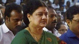 I-T Department Attaches Sasikala's Properties Worth Rs 1,600 Crores Under Benami Transactions (Prohibition) Act